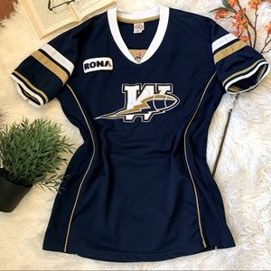 CFL Winnipeg Blue Bombers Vintage Football Jersey